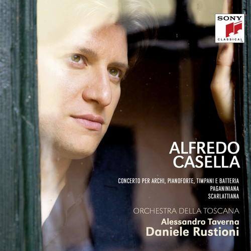 Alfredo Casella: Orchestral Music