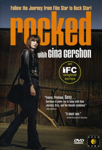 Rocked With Gina Gershon