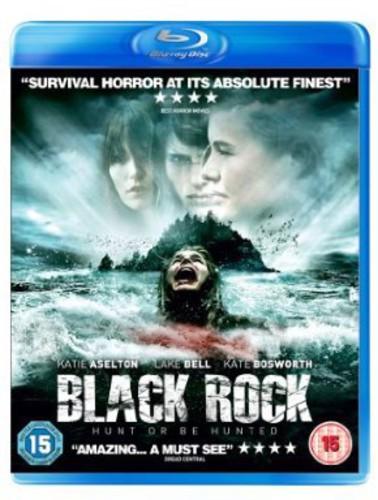 Black Rock (Blu Ray)