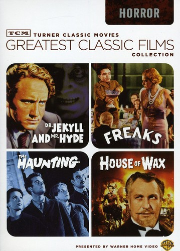 TCM Greatest Classic Films Collection: Horror