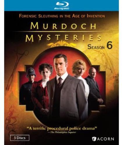 Murdoch Mysteries: Season 06