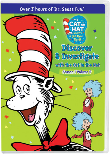 The Cat in the Hat Knows a Lot about That! Discover & Investigate With the Cat in the Hat