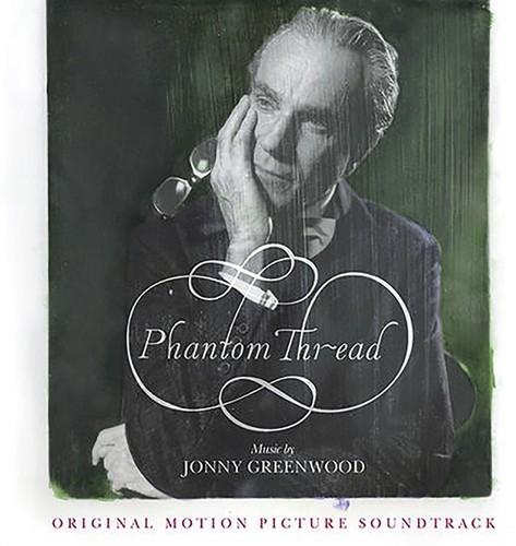 Jonny Greenwood - Phantom Thread [Soundtrack 2LP]