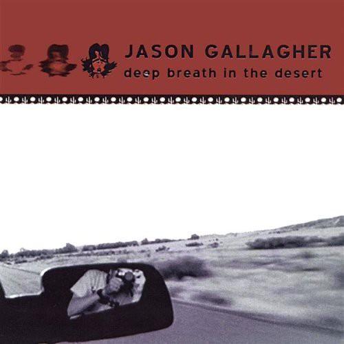 Deep Breath in the Desert