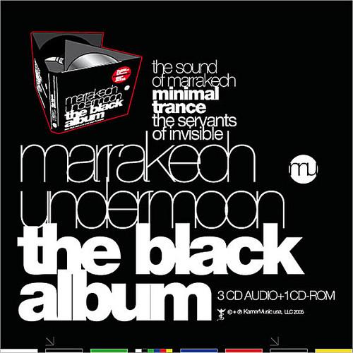 Marrakech Undermoon: Black Album