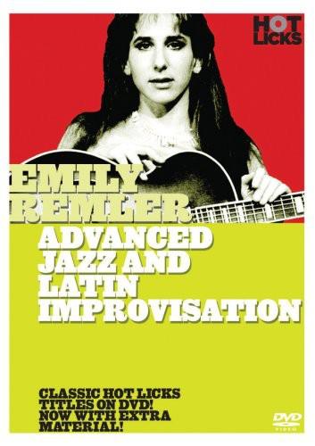 Advanced Jazz and Latin Improvisation