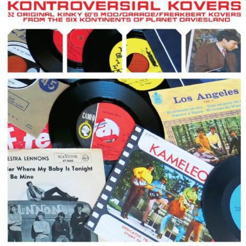 Kontroversial Kovers: 32 Kinky 60's Mod /  Various