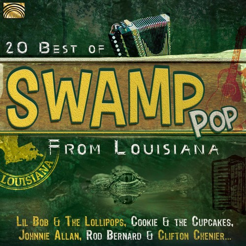 20 Best Of Swamp Pop From Louisiana / Various Uk - 20 Best Of Swamp Pop From Louisiana / Various