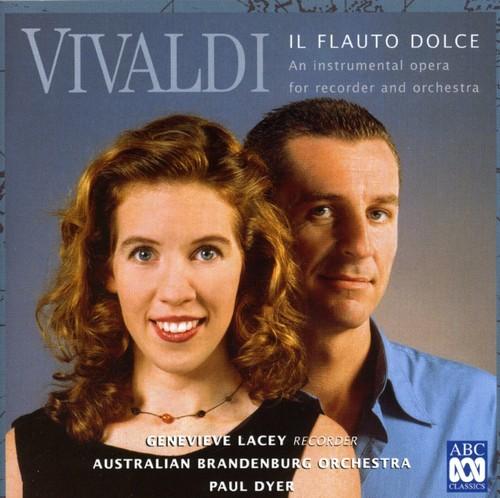 Vivaldi: Il Flauto Dolce (Recorder Version)