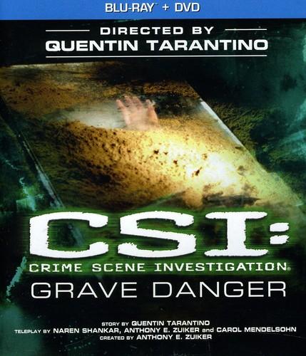 CSI: Crime Scene Investigation: Grave Danger