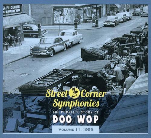 Complete Story of Doo Wop-1959 11 /  Various