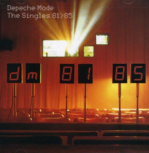Depeche Mode-Singles 81>85