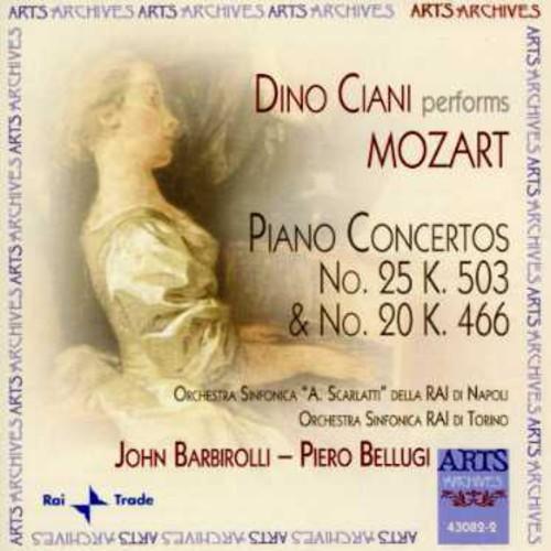 Dino Ciani Performs Mozart
