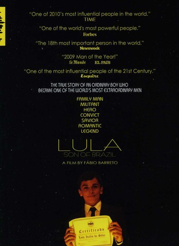 Lula Son of Brazil