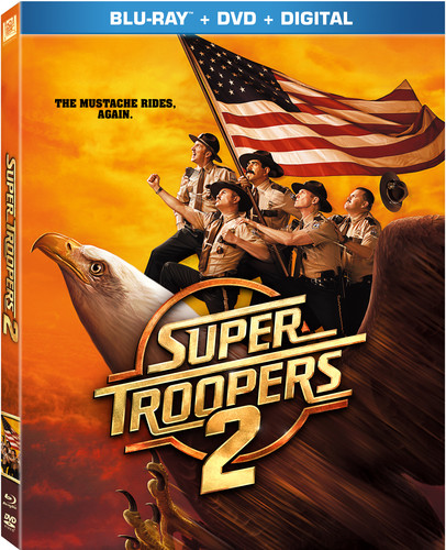 Super Troopers [Movie] - Super Troopers 2