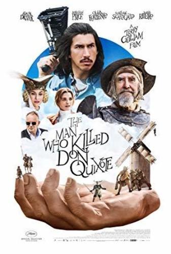 The Man Who Killed Don Quixote [Movie] - Man Who Killed Don Quixote
