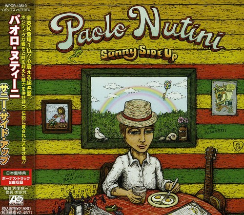 Paolo Nutini - Sunny Side Up [Import]
