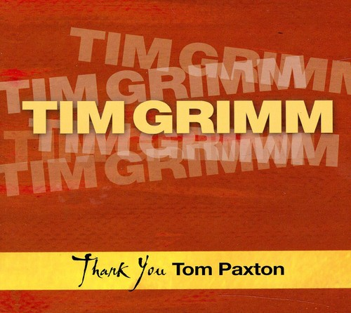 Thank You Tom Paxton