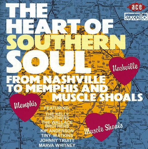 Heart of Southern Soul /  Various [Import]