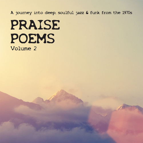 Praise Poems 2 /  Various [Import]