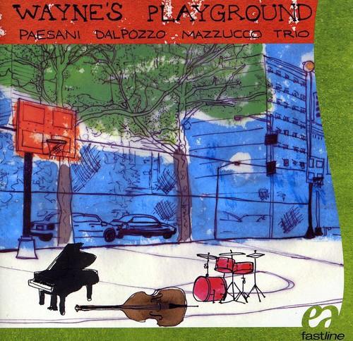 Wayne's Playground [Import]