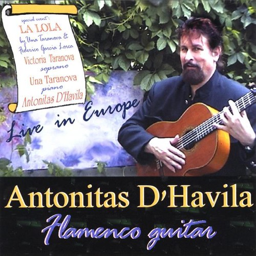 Flamenco Guitar Live in Europe