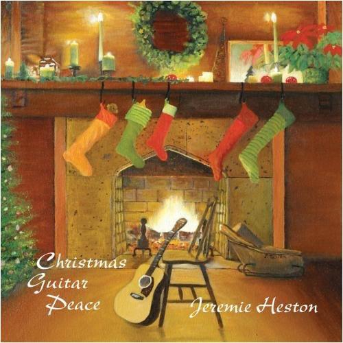Christmas Guitar Peace