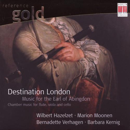 Destination London: Music of the Earl of Abingdon
