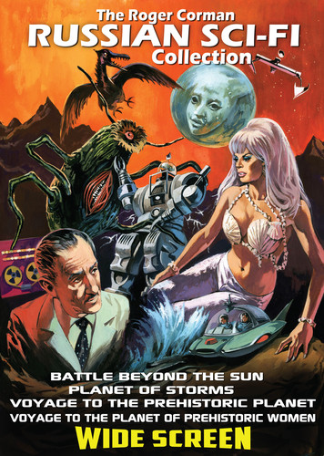 The Roger Corman Russian Sci-Fi Collection