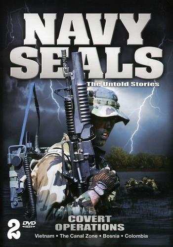 Navy Seals: Untold Stories (2 Pack)