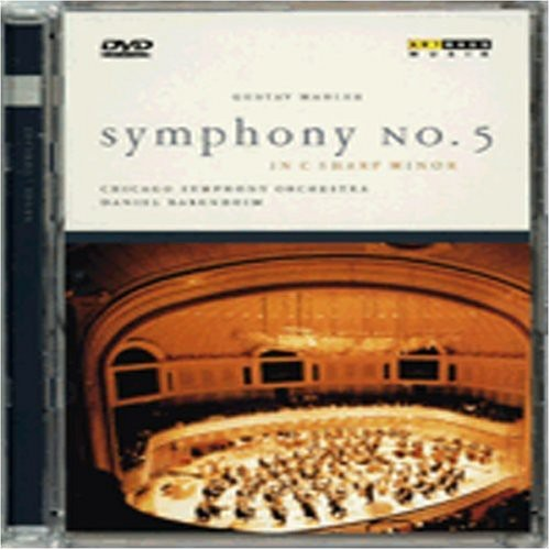 Symphony 5 in C Sharp minor