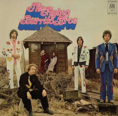 The Flying Burrito Brothers - Gilded Palace Of Sin [180 Gram]