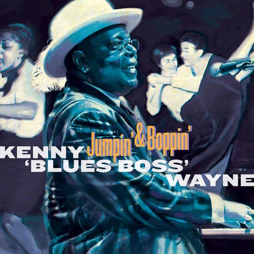 Kenny 'Blues Boss' Wayne - Jumpin' & Boppin'