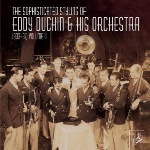 Eddy Duchin - Vol. 2-Sophisticated Styling Of 1933-37