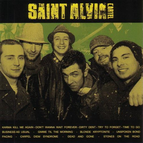 Saint Alvia Cartel [Import]