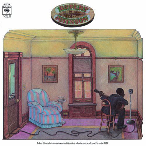 Robert Johnson - King of the Delta Blues Singers 2