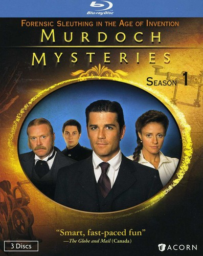 Murdoch Mysteries: Season One