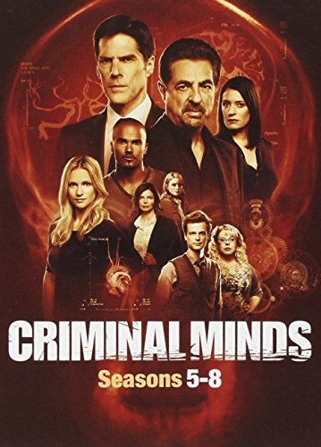 Criminal Minds Mini: Season 5-8