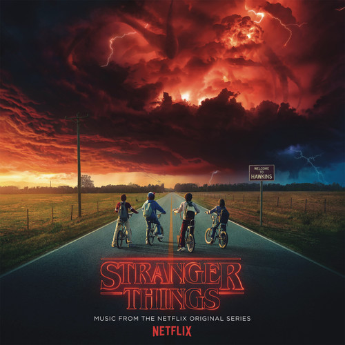 Stranger Things [TV Series] - Stranger Things: Music From The Netflix Original Series
