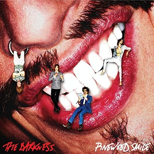 The Darkness - Pinewood Smile [LP]