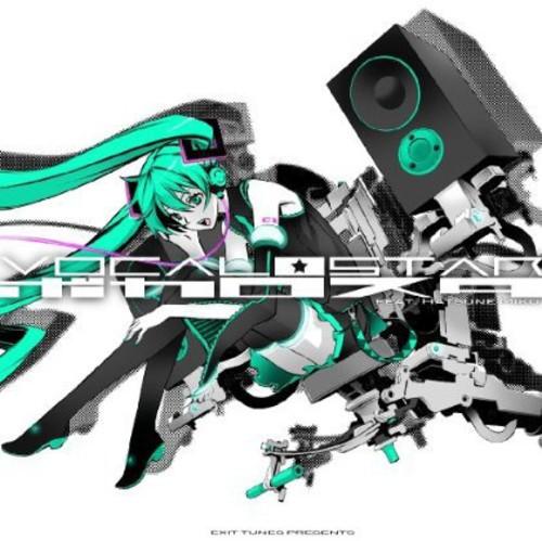 Exit Tunes Vocalostar Featuring Hatsune Miku /  Various [Import]