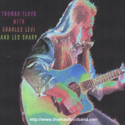 Thomas Floyd with Charles Levi & Les Sharp