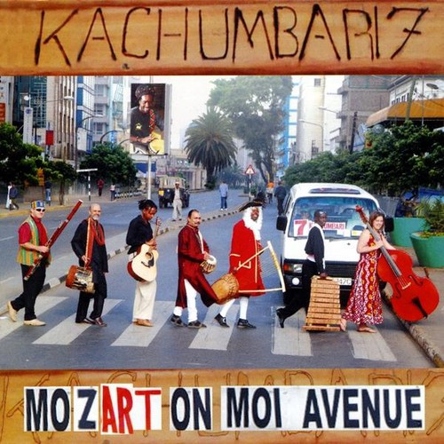 Mozart on Moi Avenue