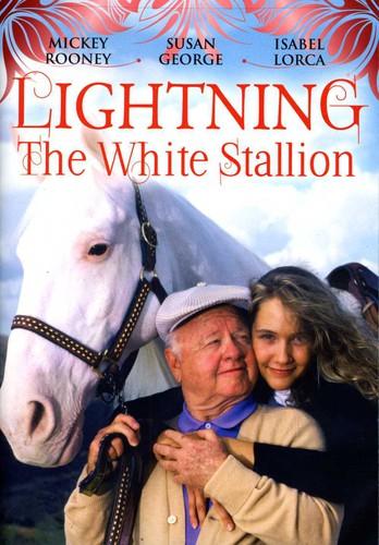 Lightning the White Stallion