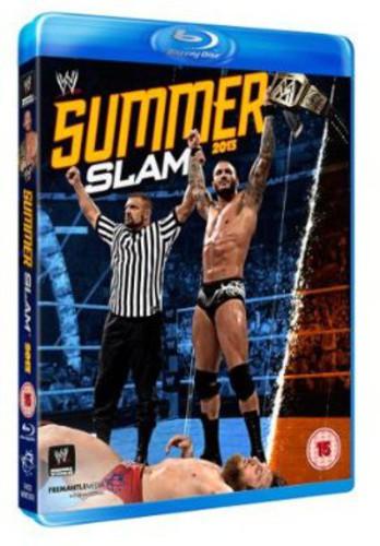 WWE : Summerslam 2013
