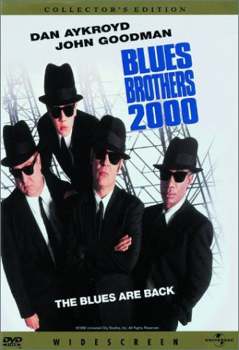Blues Brothers 2000 & Collector's Edition