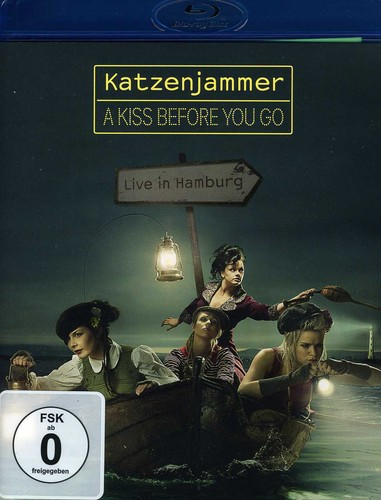 Kiss Before You Go-Live in Hamburg (Blu Ray) [Import]