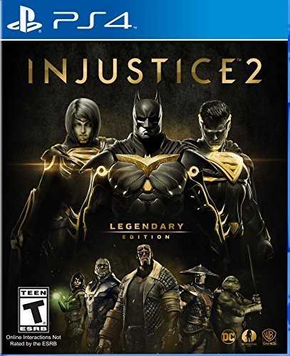 - Injustice 2 - Legendary Edition