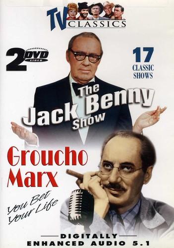 Jack Benny & Groucho Marx