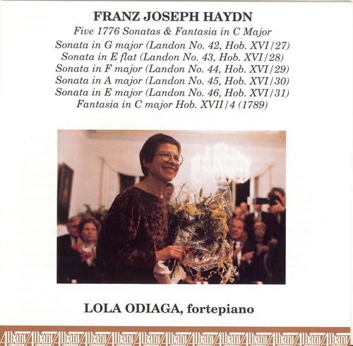 1776 Sonatas
